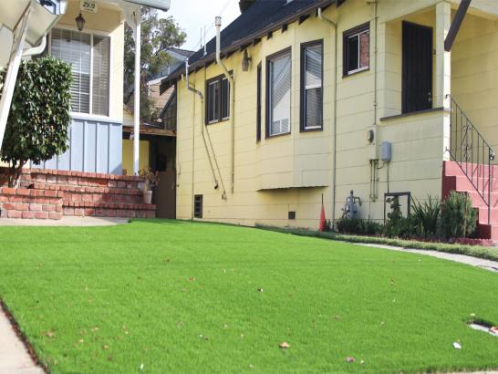 Artificial Grass Photos: Artificial Grass Installation Lazy Acres, Colorado Lawn And Landscape, Small Front Yard Landscaping