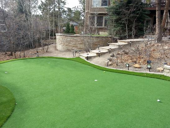 Artificial Grass Photos: Artificial Turf Installation Laporte, Colorado Putting Green Carpet, Backyards