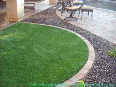 Fake Grass Carpet Westminster, Colorado City Landscape, Front Yard Landscaping artificial grass