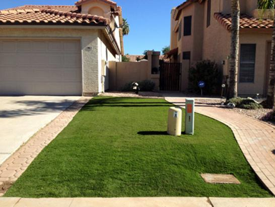 Artificial Grass Photos: Grass Carpet Calhan, Colorado Landscape Design, Front Yard Design