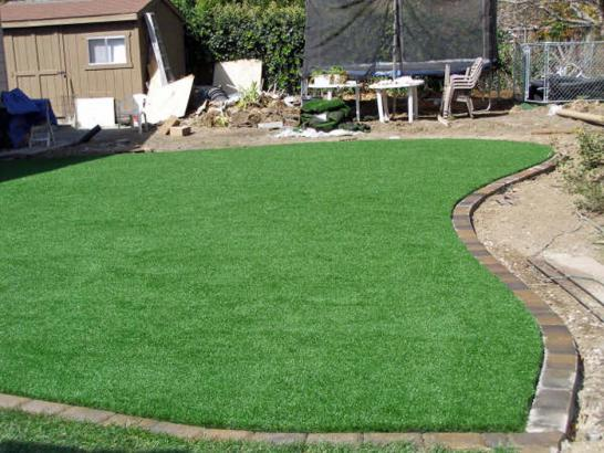 Artificial Grass Photos: Grass Installation Berthoud, Colorado Paver Patio, Backyards