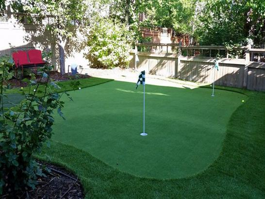 Artificial Grass Photos: Grass Installation Vail, Colorado Outdoor Putting Green, Backyard Design