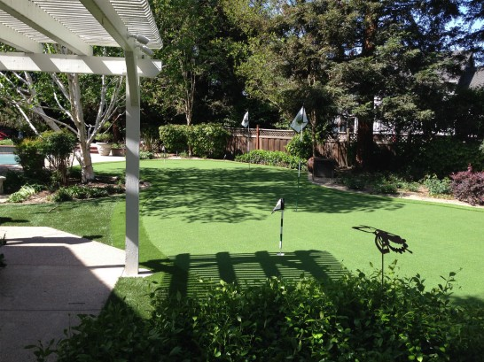 Green Lawn South Fork, Colorado Backyard Playground artificial grass