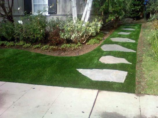 Artificial Grass Photos: Installing Artificial Grass Granada, Colorado Home And Garden, Front Yard Landscaping