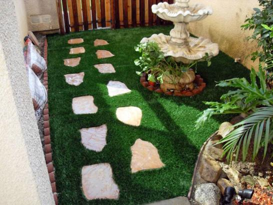 Artificial Grass Photos: Synthetic Grass Log Lane Village, Colorado Home And Garden, Backyard Garden Ideas