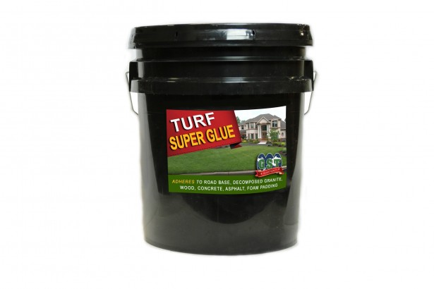Turf Super Glue 5 Gallons tools