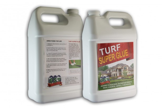 Turf Super Glue tools