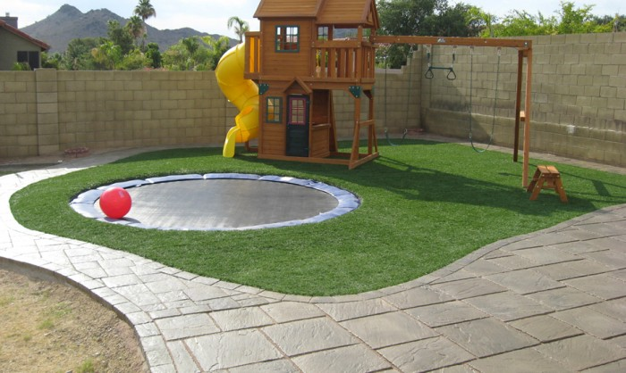 Artificial Grass for Commercial Applications in Denver